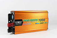 Преобразователь напряжения ( Инвертор) AC DC SSK 1000W 24V-220V