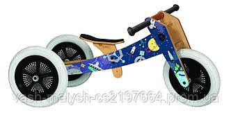 Беговел Wishbone Bike Limited Edition3 в 1
