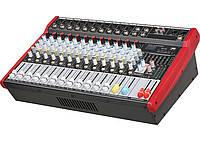 Активный микшерный пульт MixMaster ST-122P USB/SD+Радио пульт