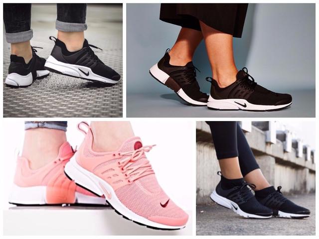 На фото женские кроссовки Nike-Air-Presto-Womens-2
