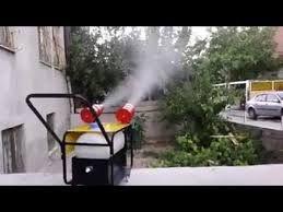 Генератор холодного тумана HD10 - «ОЗОН-СЕРВИС» в Харькове