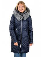 """Теплое пальто на зиму """"Виктория"""", фото 1"""