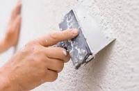 Шпаклёвка стен, потолка, откосов