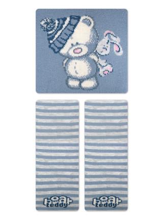 Детские демисезонные колготы Conte TIP-TOP размер 80-86 , рисунком 331 , 4C-01CП , 72% хлопок