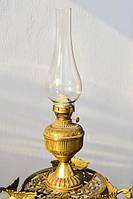 Изысканная керосиновая лампа! Германия!
