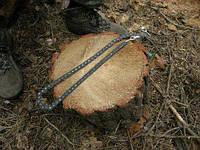 Пила туристическая, цепная, длина режущей части пилы - 71 см