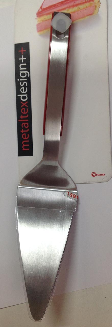 Лопатка для торта Metaltex