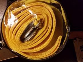 Буксирувальний трос Gimiton з двома гаками (4,5 т.), фото 2