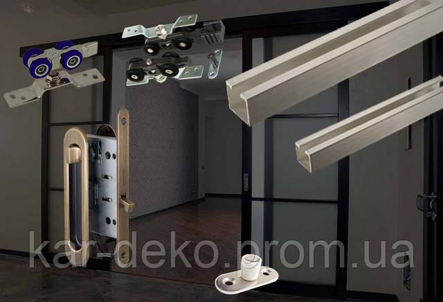 фото раздвижных систем для дверей 1 kar-deko.com