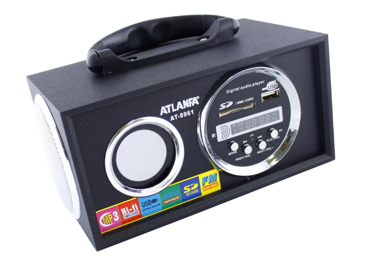 Колонки Atlanfa-8961