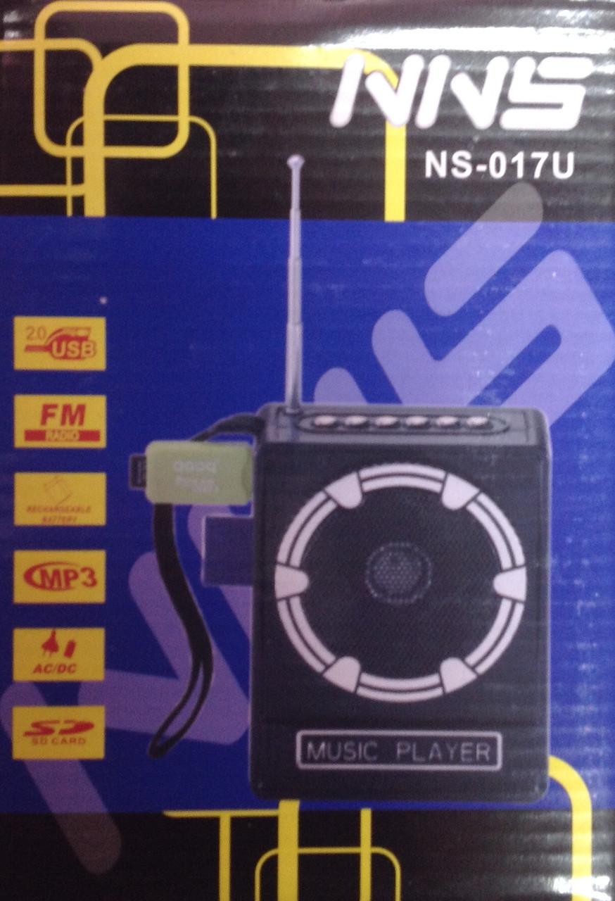 Колонки NS 017+ USB