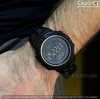 Фото! Skmei 1251 Amigo Black / Оригинальные спортивные часы !