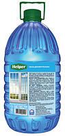 Хелпер - Helper средство для мытья стекол и зеркал 5л.