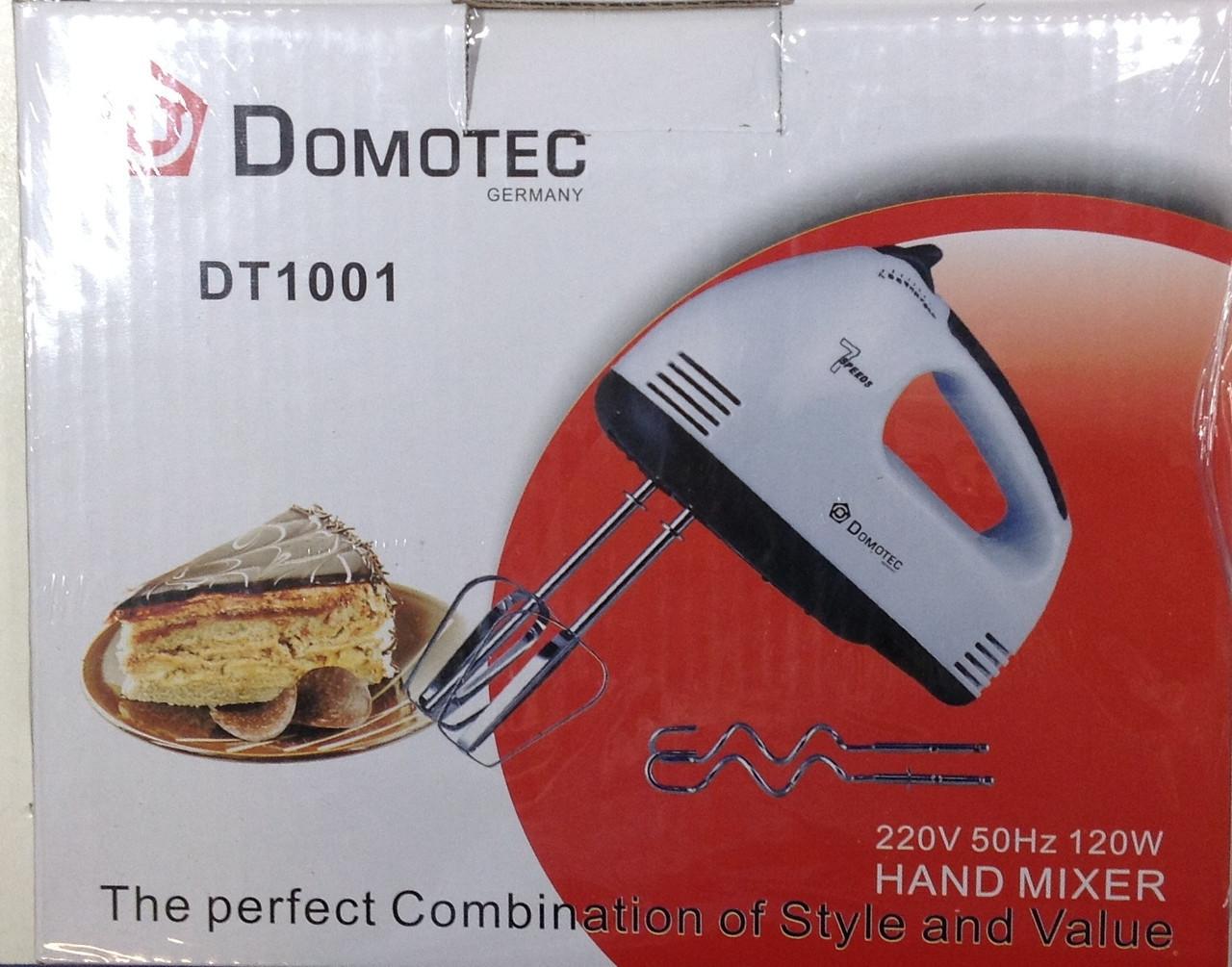 Миксер Домотек DT-1001