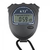 Цифровой портативный спортивный секундомер  KTJ-TA228