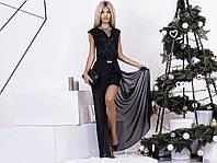 Нарядное платье со съемной юбкой