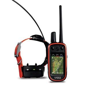 Система слежения и обучения собаки Garmin Alpha 100 с ошейником ТТ15. Генштаб Украины 1:100000