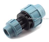 Муфта редукционная 40х50 для полиэтиленовых пнд труб (Santehplast), фото 1