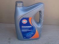 Охлаждающая жидкость GULF ANTIFREEZE 5 л синий