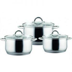 Набор посуды (набор кастрюль) 6 пр. Bohmann BH-0612