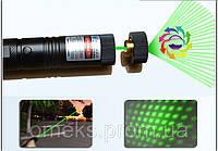 Фонарь-лазер LG-004GR-1000 W(зел, красн, зв.небо), 3 режима