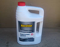 TEXACO HAVOLINE XTENDED LIFE COOLANT-CONCENTRATE G12 5л красный