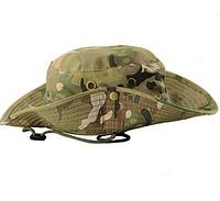 Камуфляжная шляпа панама