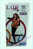 Женские махровые гамаши LADY May Terry , 450 Ден, фото 1
