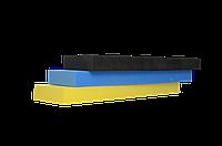 Полировальный брусок KDS 220mm x 62mm (желтый - мягкий)