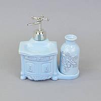 Набор аксессуаров для ванной комнаты - разные цвета