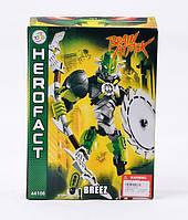 Конструктор Tong 44106 Herofact Бриз (аналог Lego Hero Factory 44006)