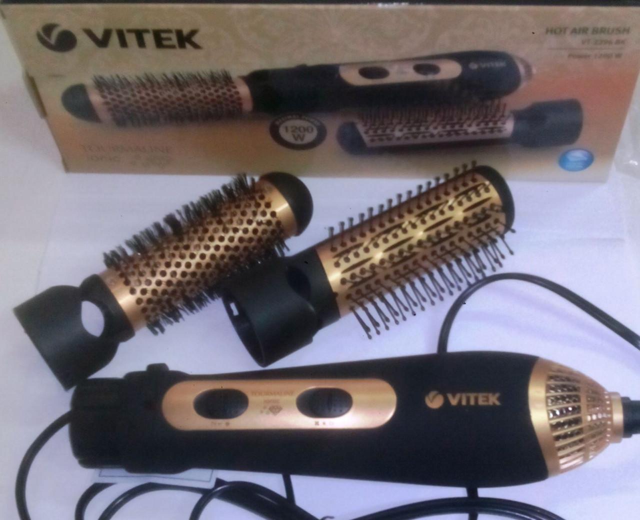Фен-щетка Vitek VT-2296 1200w