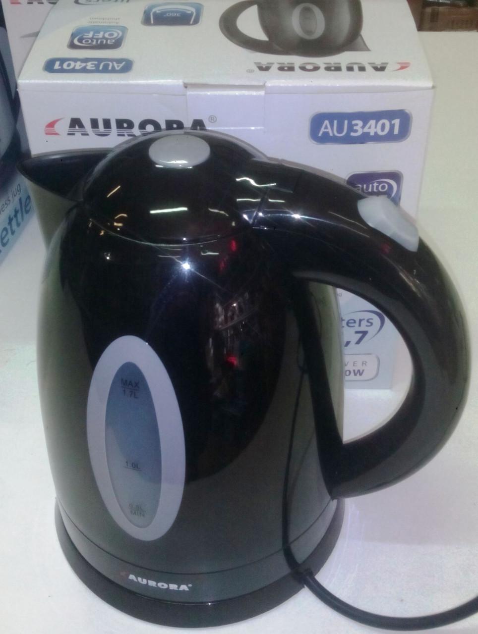 Электрочайник Aurora AU 3401 1,7 л 2200 Вт