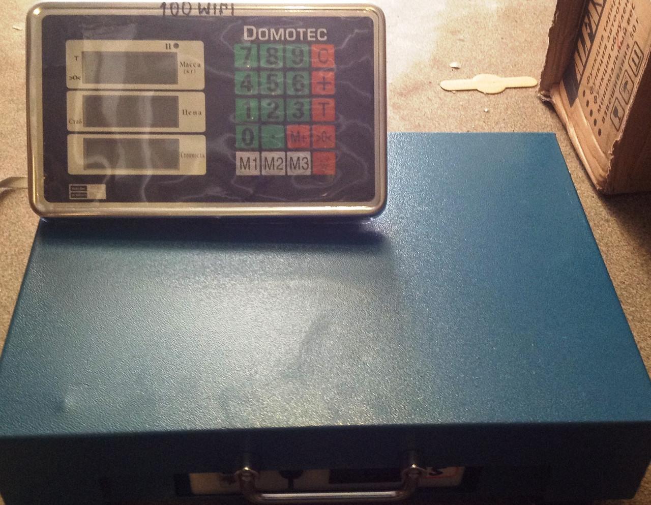 Весы промишленные  WIFI 100 kg 100