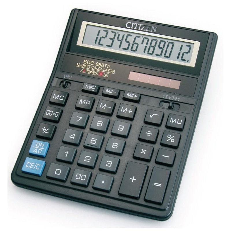 Калькулятор SDC-888Toriginal