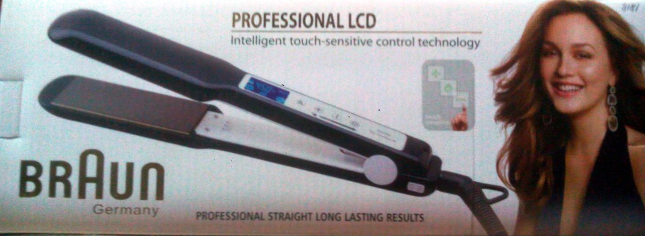 Выпрямитель для волос  Brown 8181