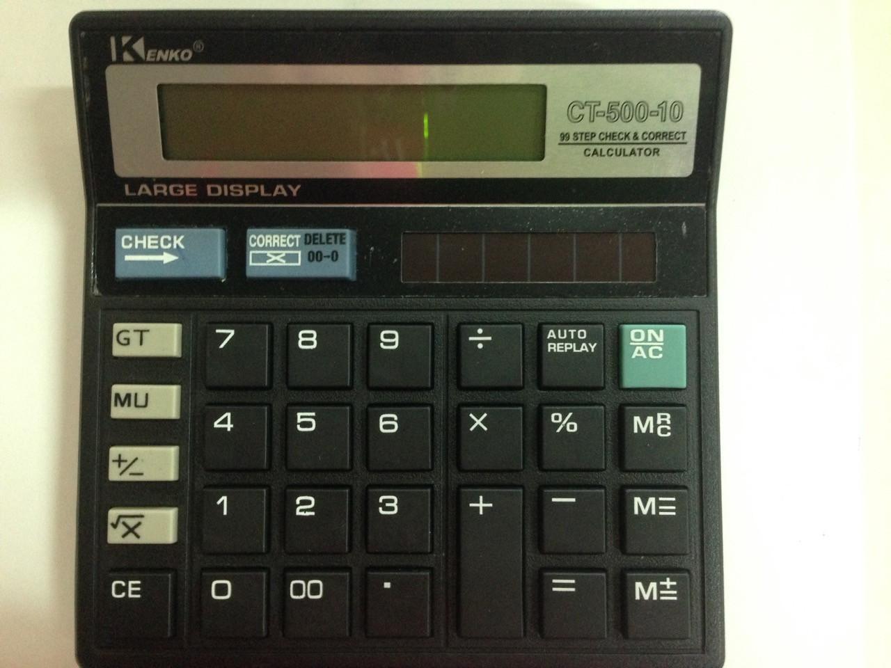 Калькулятор Кенко-500