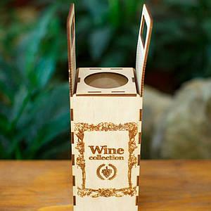 Виготовлення упаковки з фанери , виготовлення індивідуальної, оригінальної упаковки