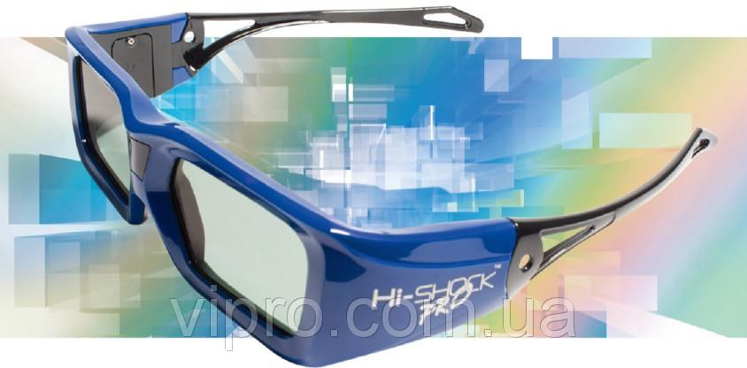 Активные 3D очки Hi-Shock