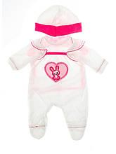Одежда для куклы Baby Вorn Зайка