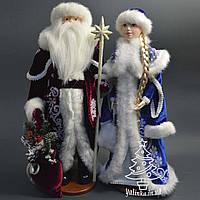 Парочка Дед Мороз и Снегурочка под елку 0455/0453