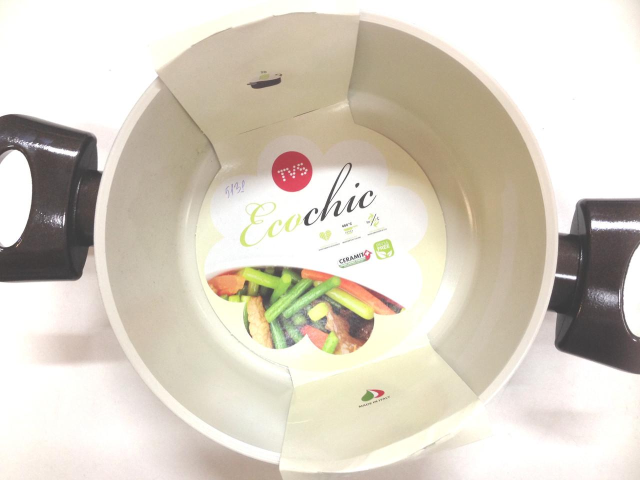 Кастрюля-Eco Chic-5131 20 см