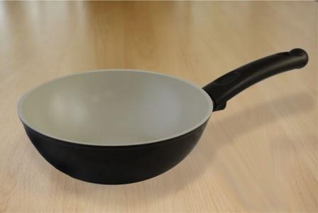 Сковорода Wok 20 см.Eco Chic-5285