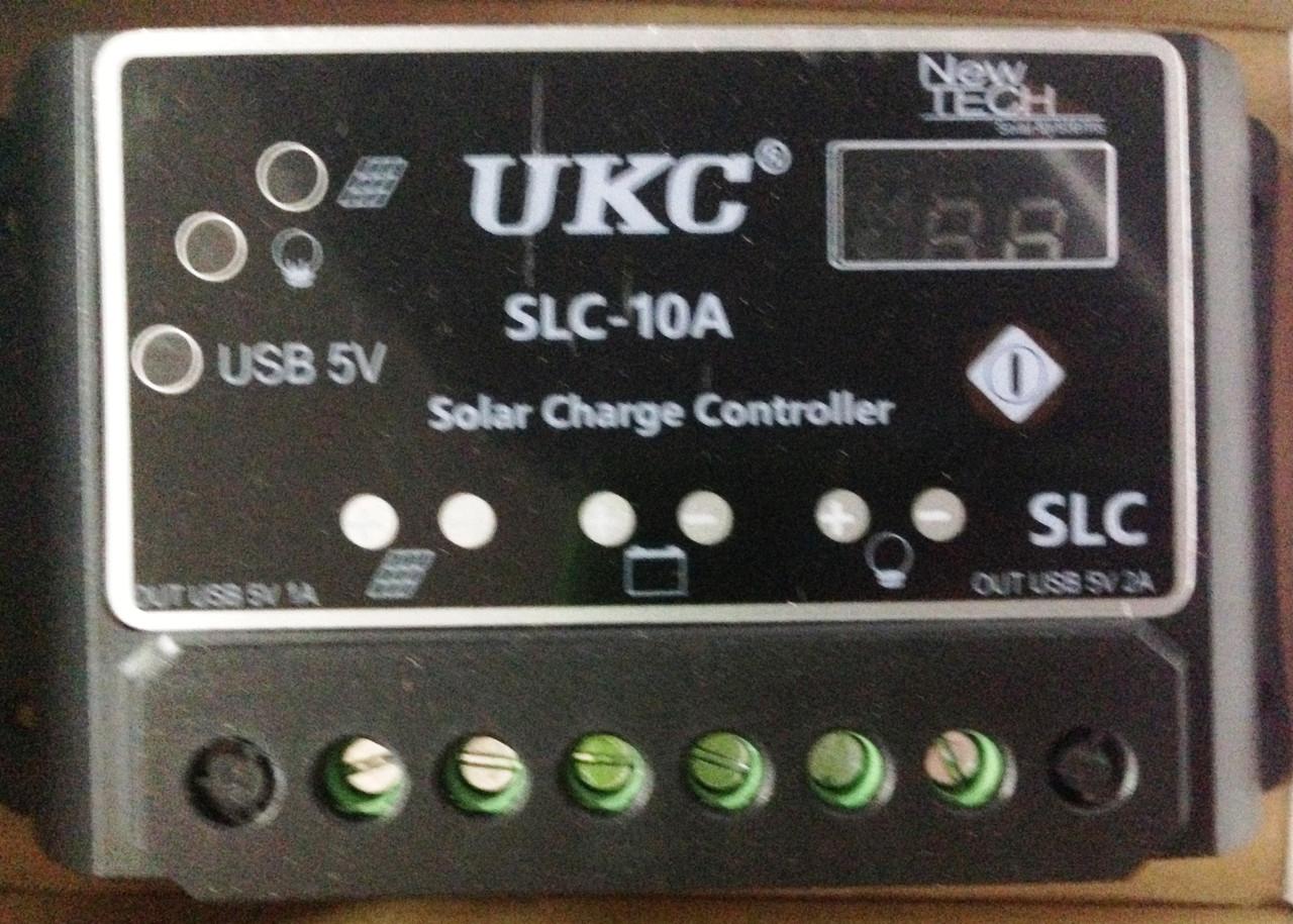 Контроллер к солнечным батареям 10 A