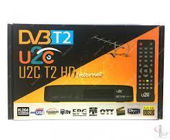 Цифровой эфирный Т2 приемник U2C T2 HD