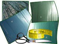 Сетка затеняющая от 1 метра погонного, на метраж, порезка