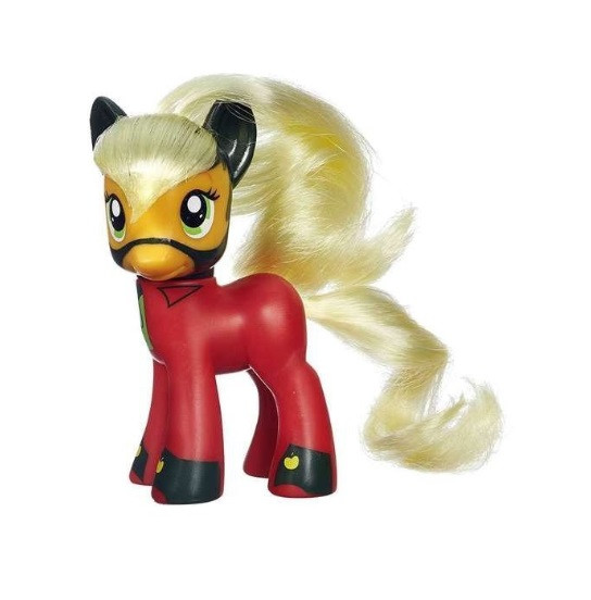 My Little Pony POWER PONIES Exclusive - эсклюзивная фигурка пони Эплджек