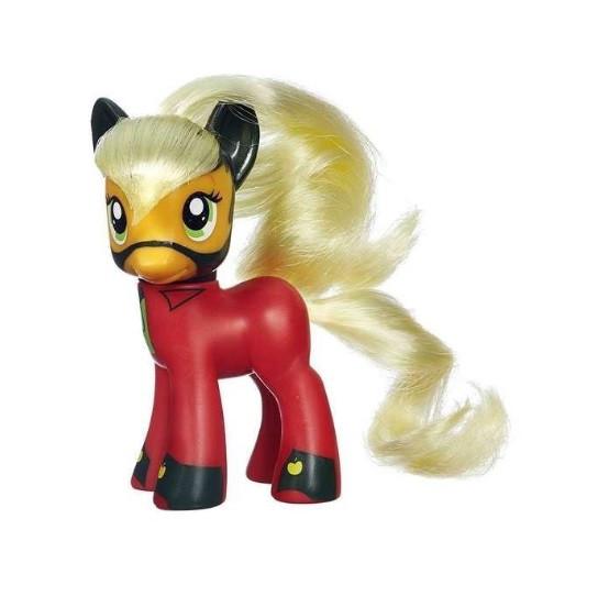 My Little Pony POWER PONIES Exclusive - эсклюзивная фигурка пони Эплдж