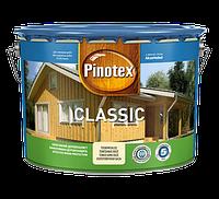 Декоративная пропитка для защиты древесины Pinotex classic 10л.