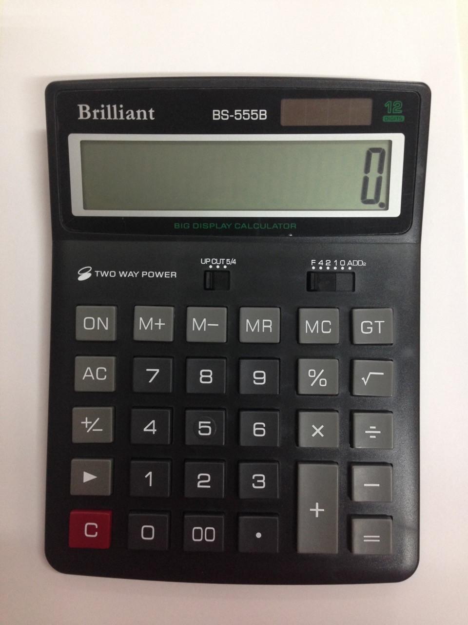 Калькулятор Brilliant BS-555